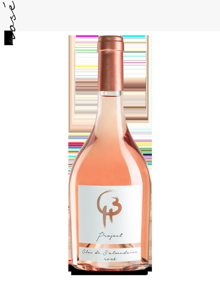Clos de S'Almudaina - Rosé | Biodynamic Wine Mallorca